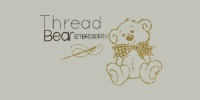 Thread Bear Embroidery