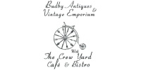 Budby Antiques with The Crew Yard Cafe & Bistro