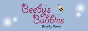 Beeby's Bubbles Laundry Service