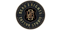 Dead 2 Rights Tattoo (Potteries Junior Youth League)